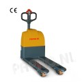 Pallettruck elektrische palletwagen 1500KG 64 AH