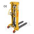 Stapelaar mini semi elektrisch 150 KG/ hefhoogte 1500mm