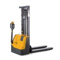 Stapelaar vol elektrisch 1600 KG / hefhoogte 4600 mm